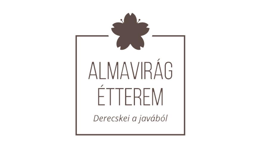 Almavirág (Derecske) logo
