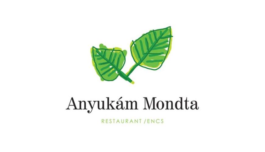 Anyukám mondta étterem (Encs) logo