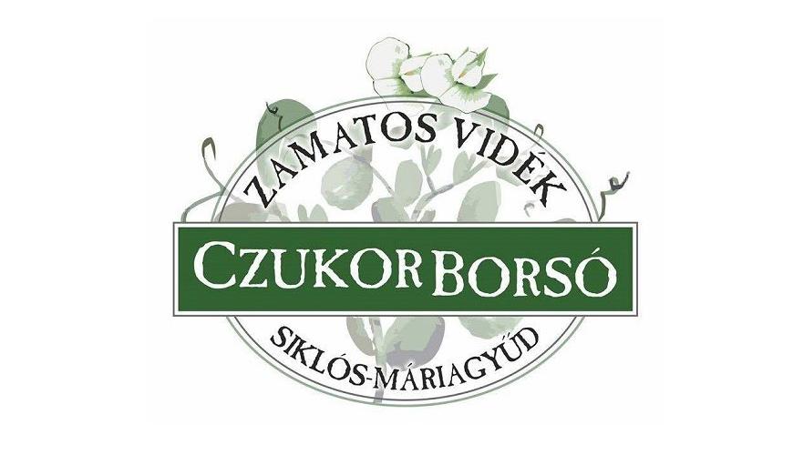 Czukor Borsó (Máriagyűd) logo