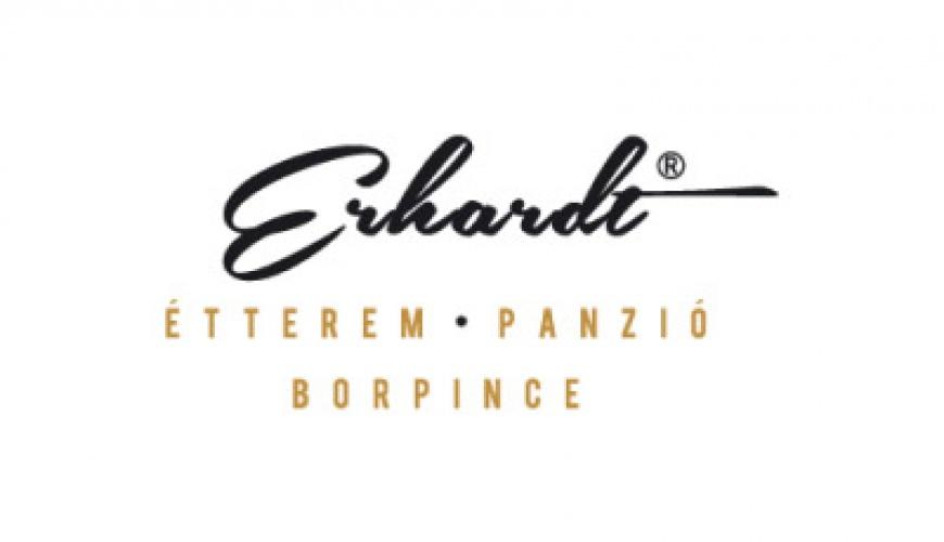 Erhardt étterem (Sopron) logo