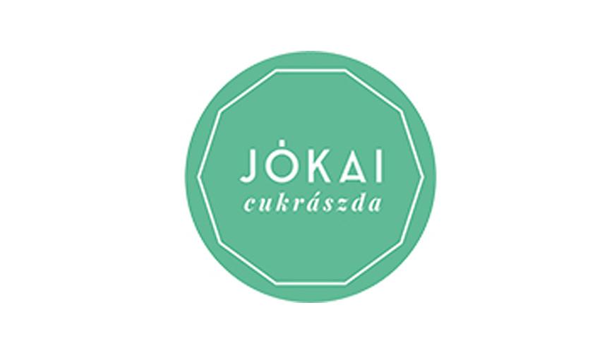 Jókai cukrászda (Pécs) logo