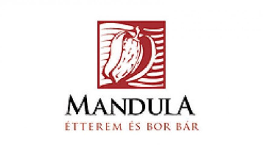 Mandula étterem (Villány) logo