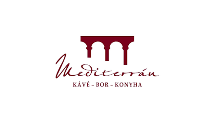 Mediterrán Étterem (Orfű) logo