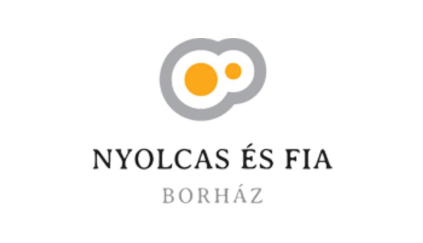 Nyolcas és Fia Borház (Eger) logo