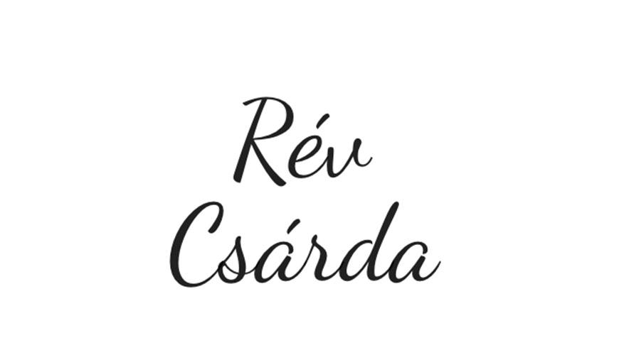Rév Csárda (Érsekcsanád) logo