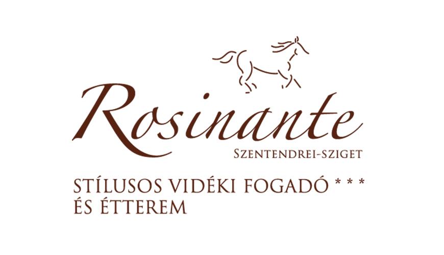 Rosinante étterem és hotel (Szigetmonostor) logo