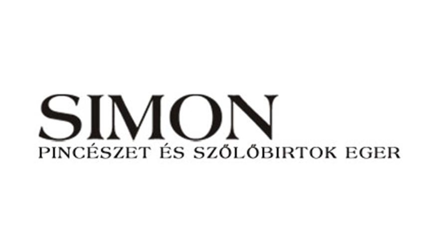 Simon pincészet (Eger) logo