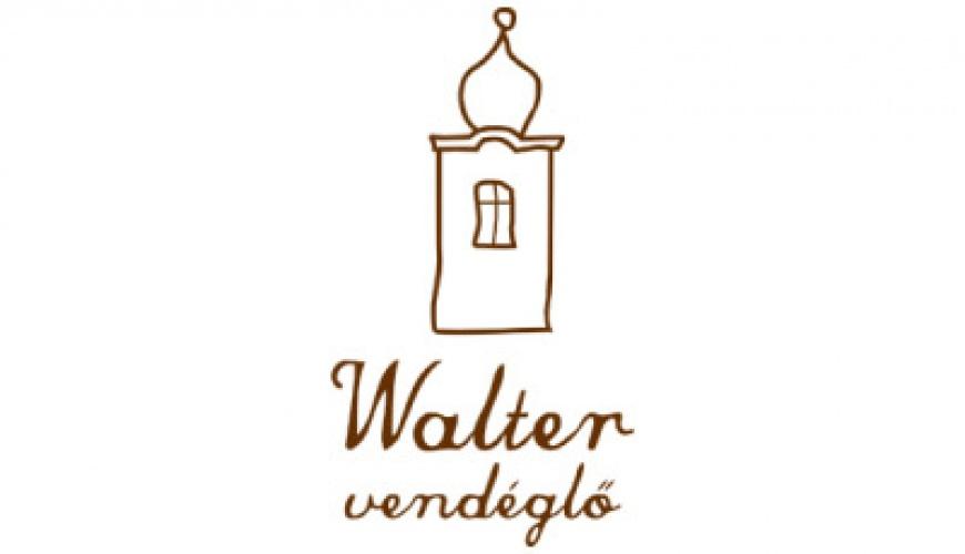 Walter Vendéglő  logo